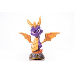 SPYRO THE DRAGON: SPYRO GRAND-SCALE BUST [STANDARD EDITION] First4Figures