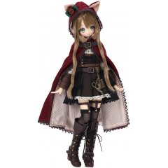 ALVASTARIA 1/6 SCALE FASHION DOLL: TIEA -SEAMSTRESS LITTLE RED RIDING HOOD & WOLF OF THE FOREST- Azone