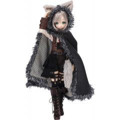 ALVASTARIA 1/6 SCALE FASHION DOLL: TIEO -SEAMSTRESS LITTLE RED RIDING HOOD & WOLF OF THE FOREST- Azone