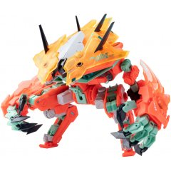 ROBOT BUILD FLAME ANTS: FIRE ANT FIRST LIMITED EDITION Wave Corporation