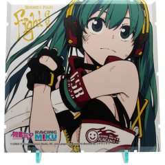 DIORAMANSION 150 RACING MIKU PIT 2020 OPTIONAL PANEL: RD. 1 FUJI PLM