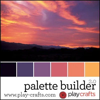 Play Crafts Palette Builder