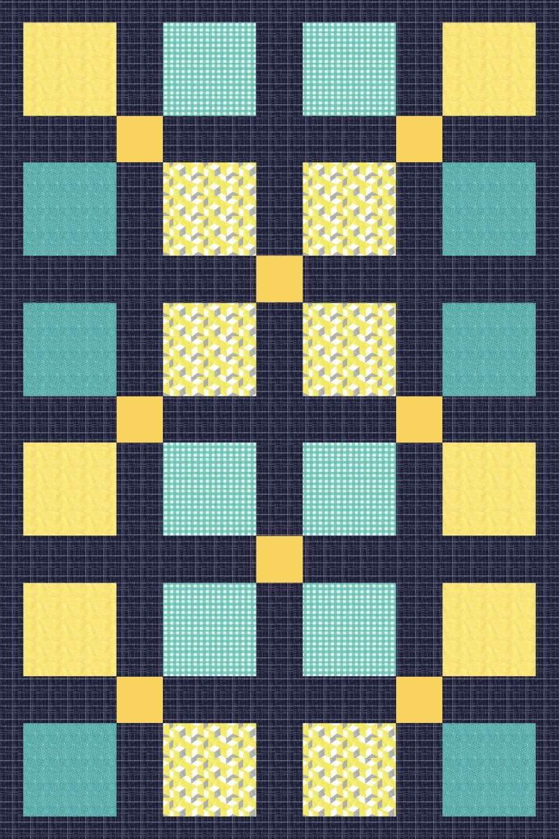 Finish Picnic Plaid Pattern Play Crafts