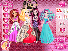 Ever After High Ball Ever After High Games
