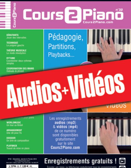 Cours 2 Piano n°32