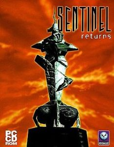 Sentinel Returns cover