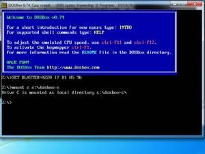 DOSBox Tutorials – Play Old PC Games