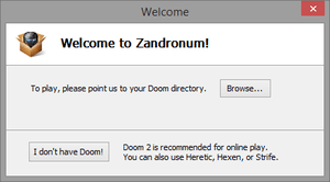 Play Doom & Doom 2 on your modern PC