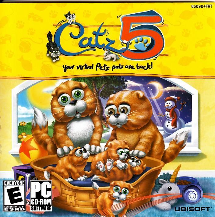 Catz 5 скачать игру на компьютер