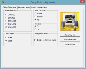 Crazy-Taxi-Graphics-Options