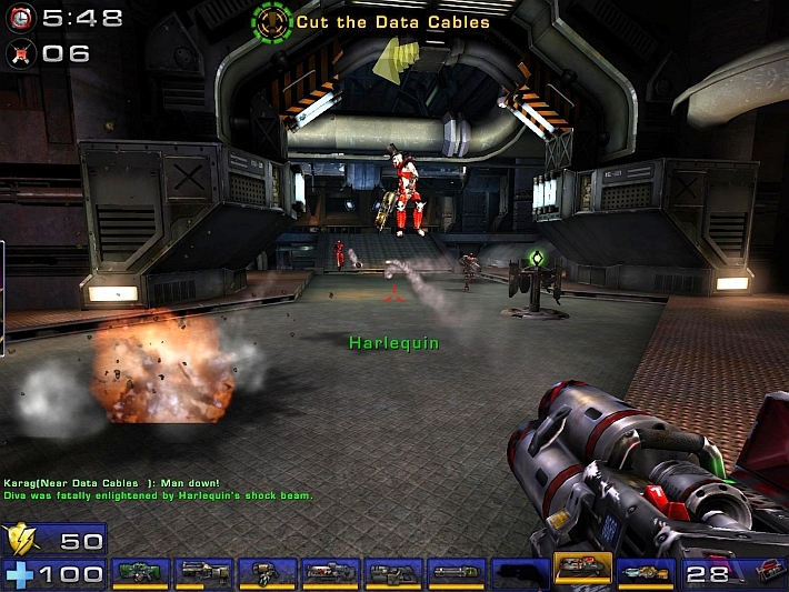 Unreal Tournament 2004 - Play Old PC Games