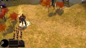 Commanding your clockwork soldiers