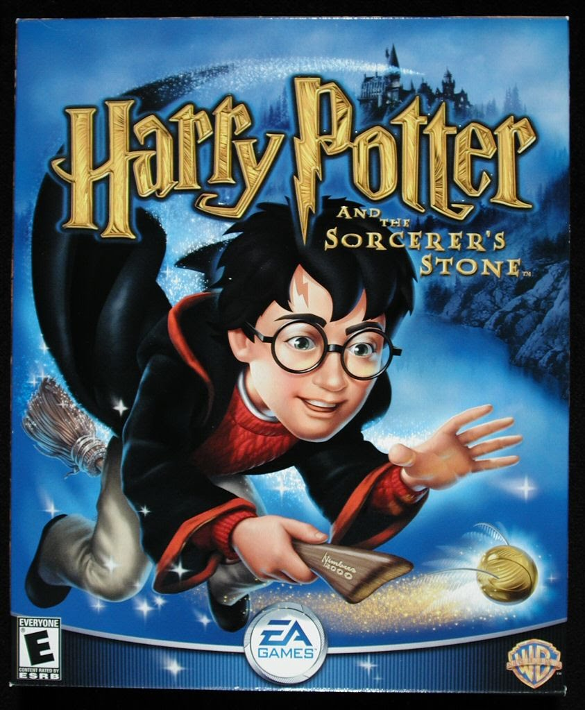 DOWNLOAD HARRY POTTER AND THE PHILOSOPHER'S STONE GAME FOR MAC