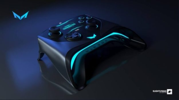 Mad Box: premiers dessins conceptuels pour le contrôleur - les utilisateurs pourraient être récompensés pour les jeux en ligne