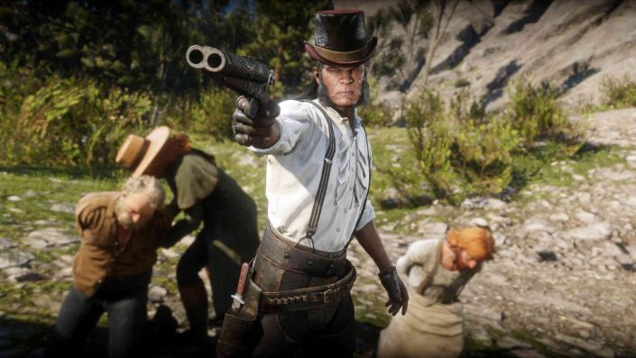 Red Dead Redemption 2: the New Patch is released, 1.19