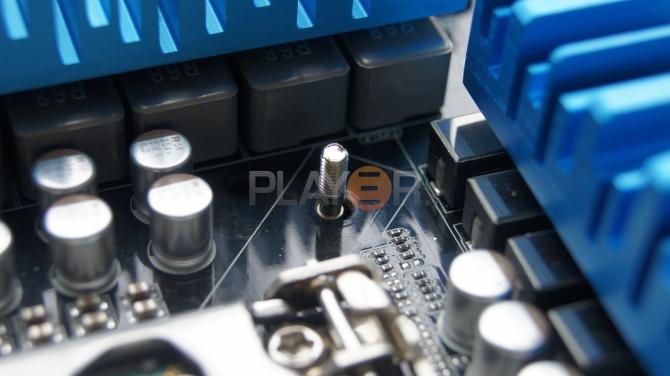Be Quiet Dark Rock Pro 2 Backplate Screw Through Motherboard