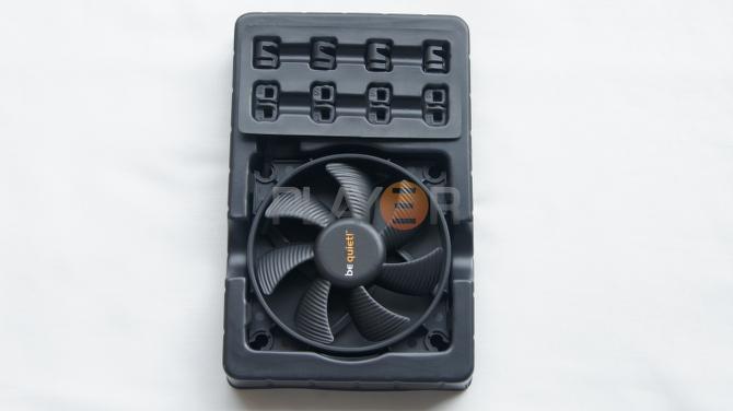 Be Quiet Silent Wings 2 120mm Fan Packaging