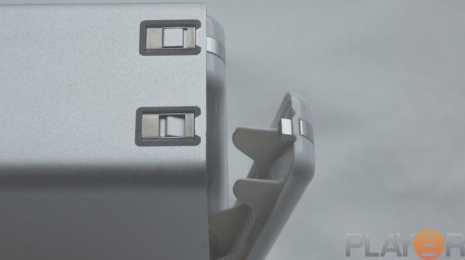 Icy Dock MB662U3-2S Door Release