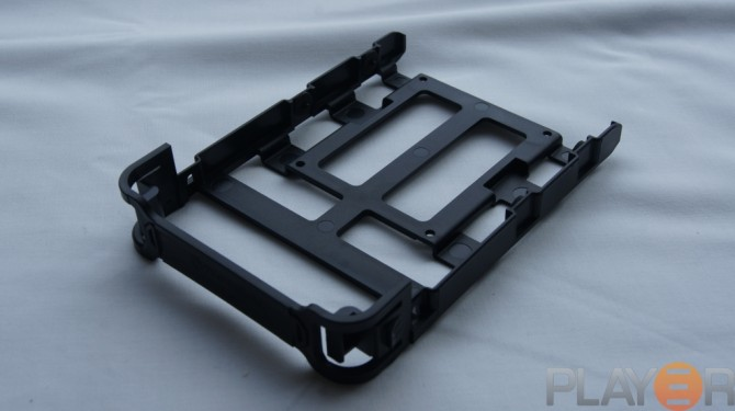 Thermaltake Chaser A31 HDD Cage Empty