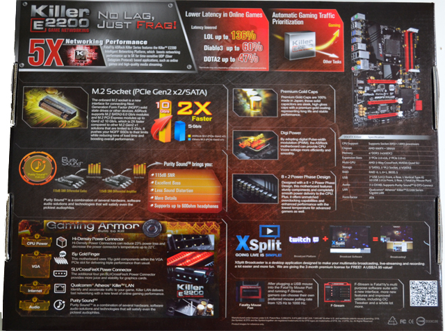 ASRock Fatal1ty 990FX Killer Review | Page 3 of 17 | Play3r