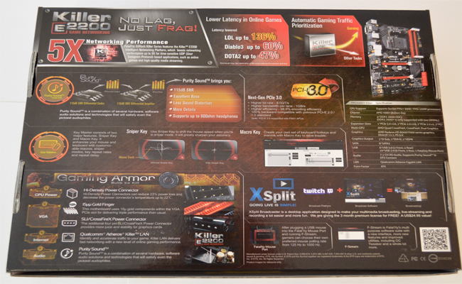 ASRock Fatal1ty FM2A88X+ Killer Review | Page 3 of 16 | Play3r
