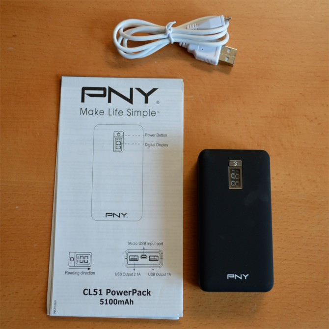 PNY CL51 accessories