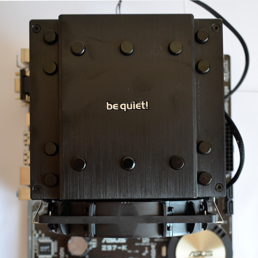 be quiet! Dark Rock Pro 3 Review   Page 4 of 9   Play3r