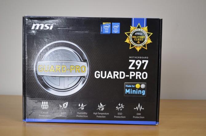 MSI Z97 GUARD-PRO 1