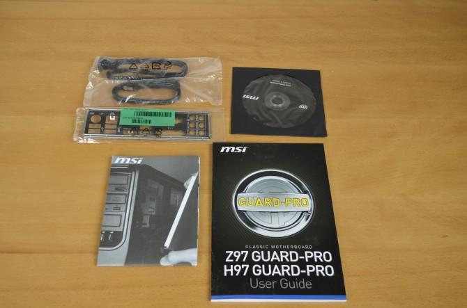 MSI Z97 GUARD-PRO 3
