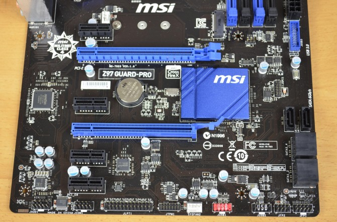 MSI Z97 GUARD-PRO 5