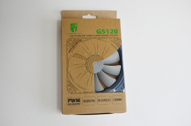 DEEPCOOL GS120 4