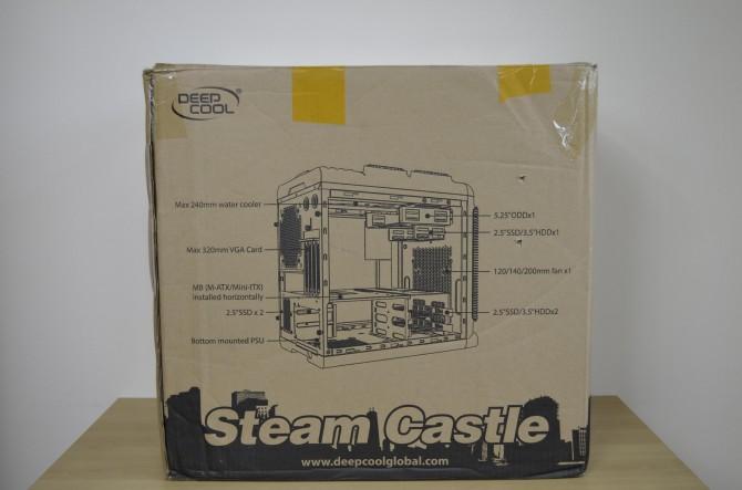 DEEPCOOL Steam Castle 3