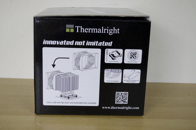 Thermalright Macho Zero 7