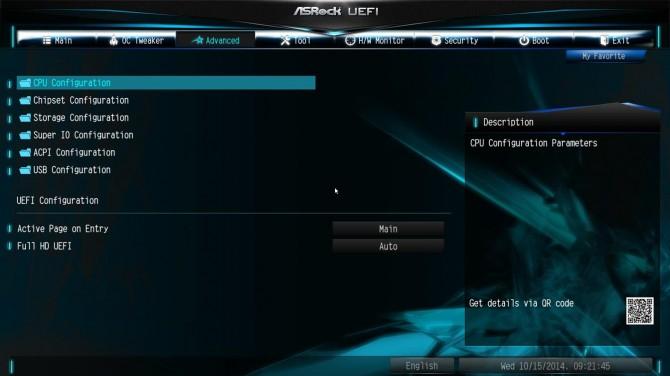 ASRock X99 Extreme6 BIOS3