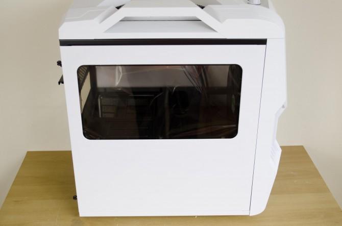 AeroCool Strike X Cube Exterior Windowed side panel