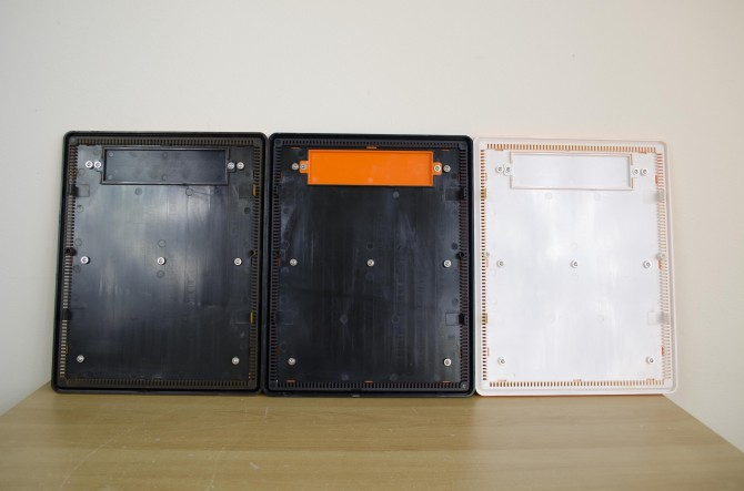 BitFenix Prodigy M Color accessories rear front