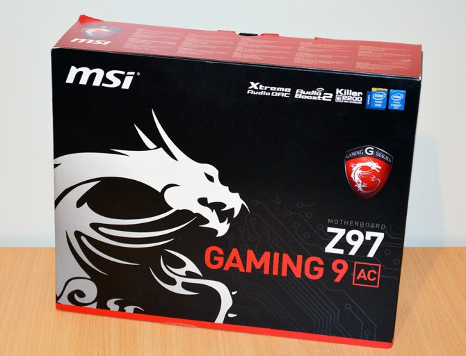 MSI Z97 Gaming 9 AC Motherboard Review | Page 3 of 14 | Play3r
