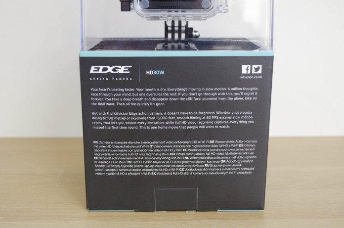 Kitvision Edge HD30W Action Cam_20