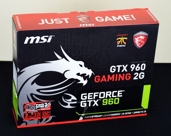 MSI GTX 960 Gaming Review (1)