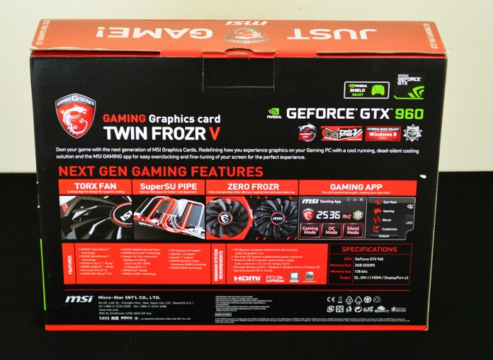MSI GTX 960 Gaming Review (2)