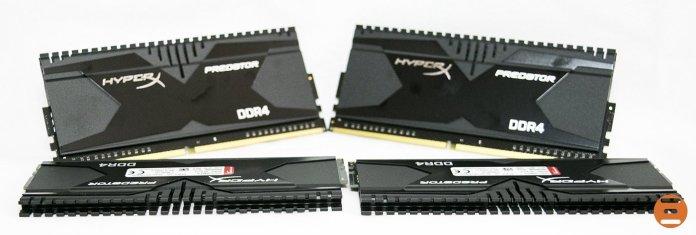 HyperX Predator 2133MHz DDR4 5