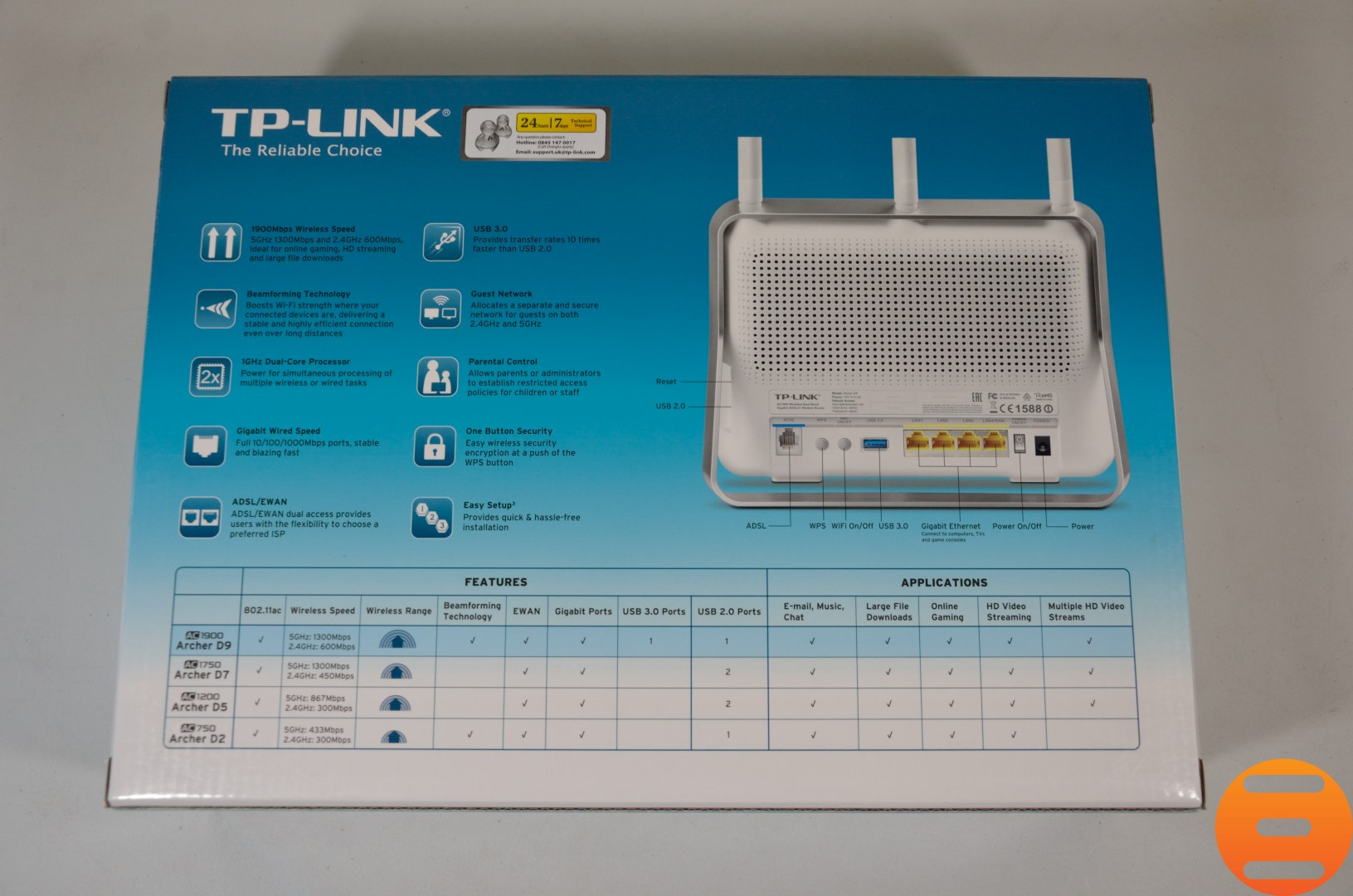 TP-Link Archer D9 Review | Page 2 of 6 | Play3r