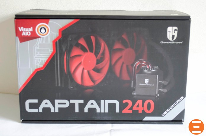 Deepcool Captain 240 Box