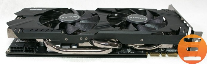 KFA2 GeForce GTX 970 OC Silent Infin8 Black Edition Graphics Card 3