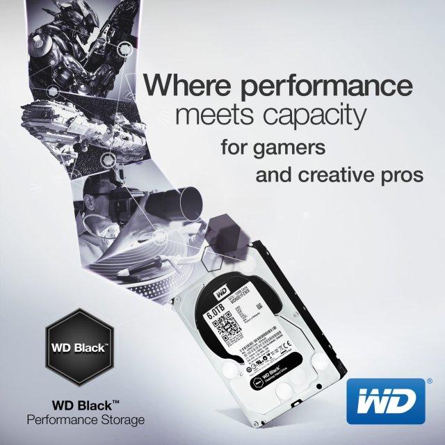 WD Black 6TB
