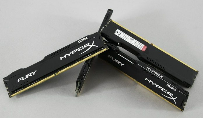 HyperX Fury DDR4 Review 7