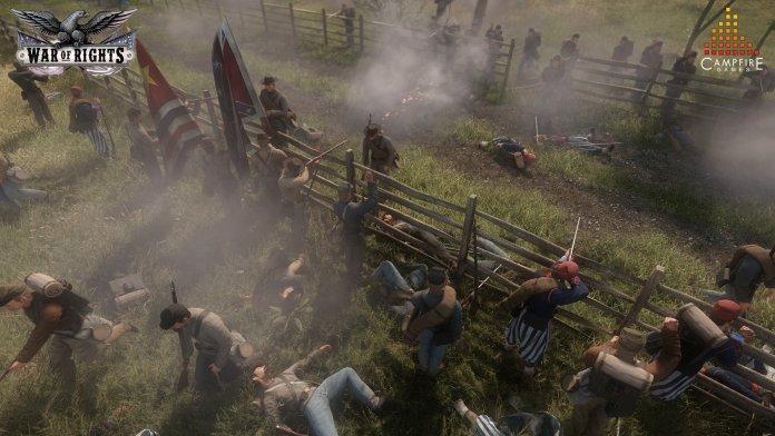 Louisiana_Brigade_retreat