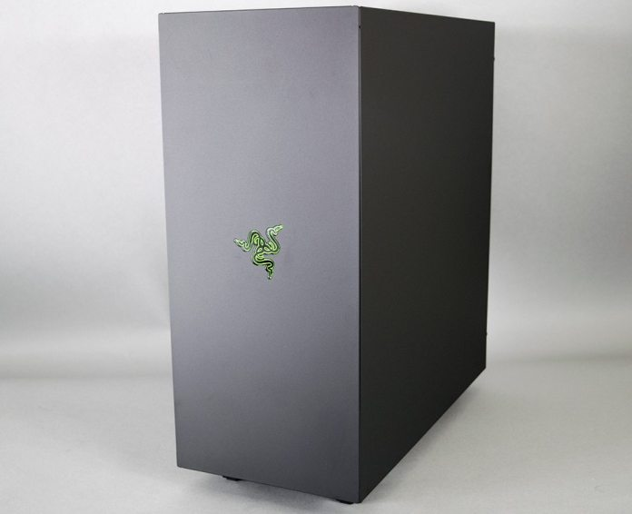 NZXT S340 Razer Review 1