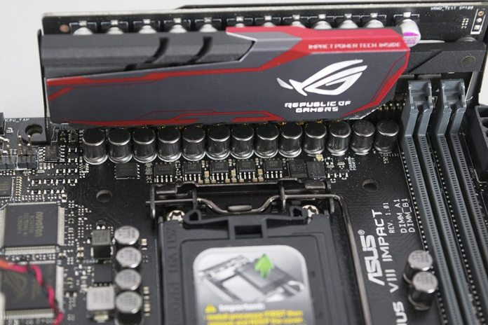 ASUS Z170 MAXIMUS VIII Impact Review 6