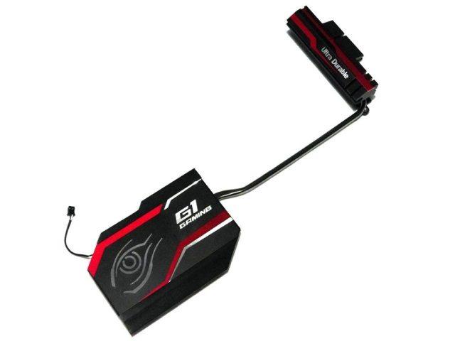 GIGABYTE X99 Gaming 5P - Heatsink